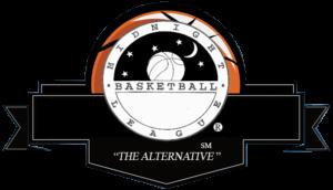 Association of Midnight Basketball association Logo